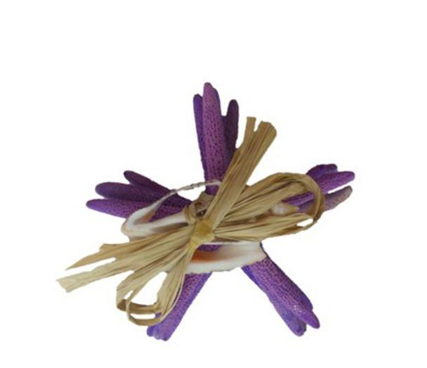 Dyed Lavender Finger Stars Gift Bundle