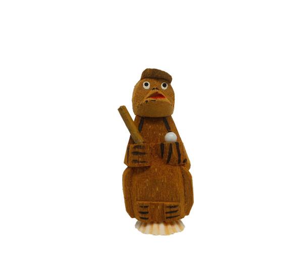 Coco Monkey Baseball Player