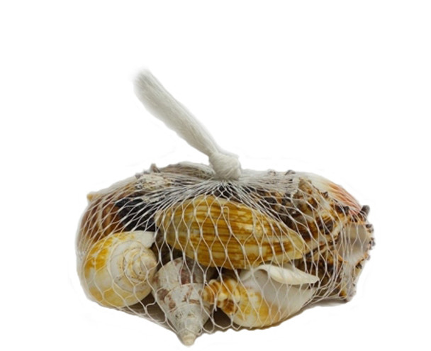Medium Seashell Net Bag