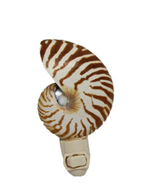Nautilus Natural Night Light