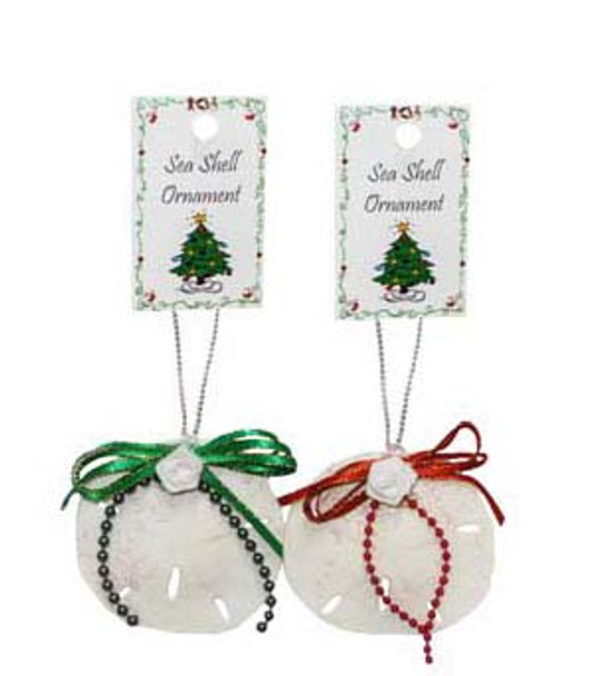 Sanddollar Ornaments