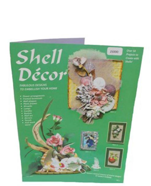 Shell Decor Craft Book