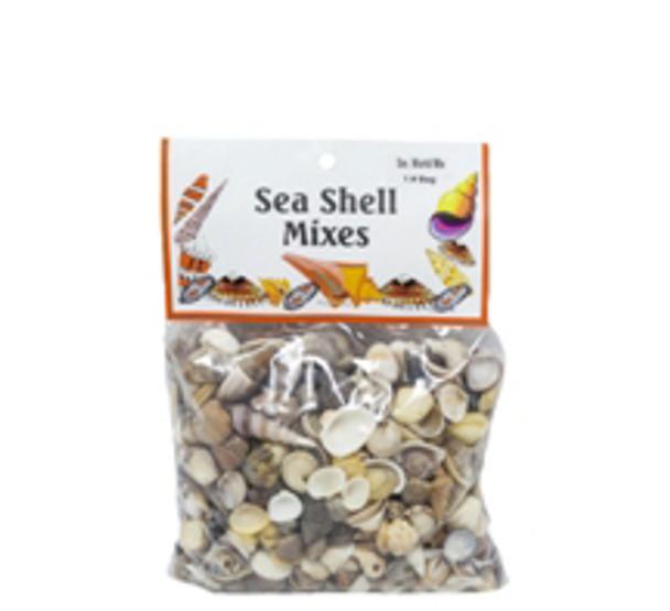 Small World Mix  Seashells- 1 Lb Bag