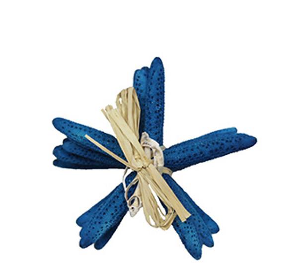 Dyed Dark Blue Finger Stars Gift Bundle