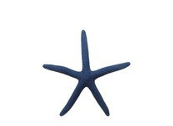 Dyed Finger Star-Navy