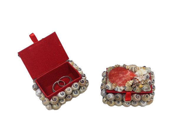 Mini Rectangle Jewelry Box
