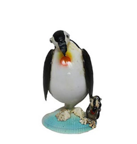 Shell Penguin Novelty