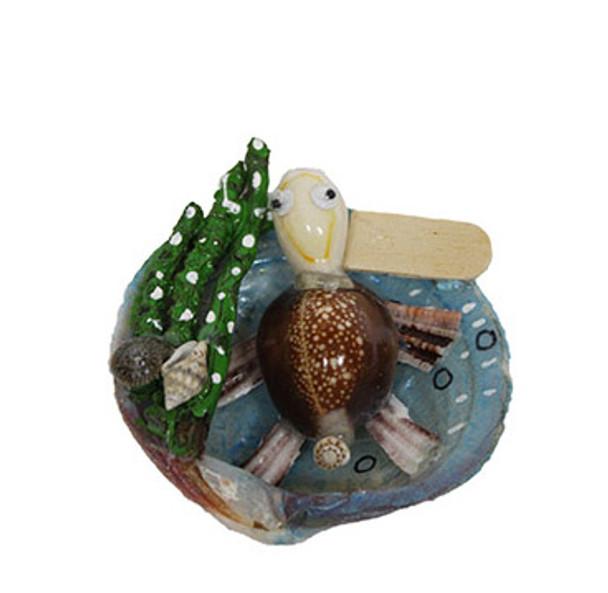 Tigrina Décor Sea Turtle Magnet