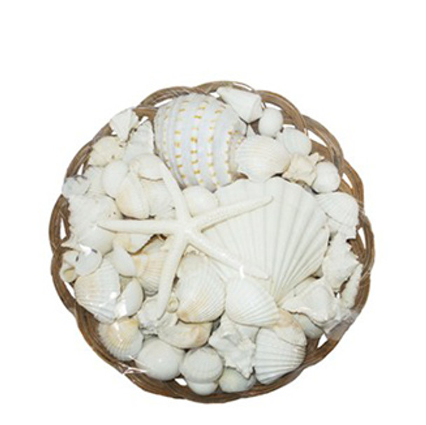 "12"" Midrib Shell Pack W/White Mix"