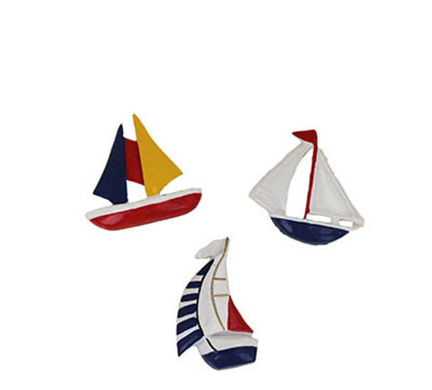 Poly Sailboats