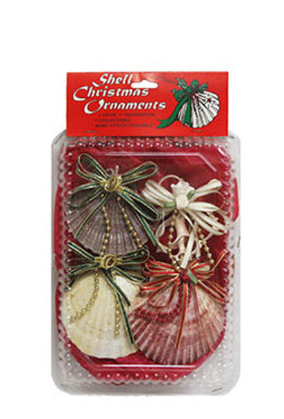 Assorted Shells Ornaments