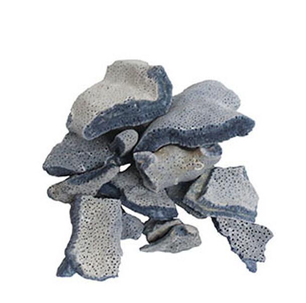 Coral Pieces Blue