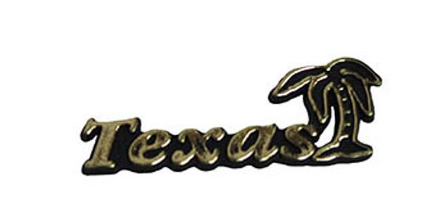 Gold Name Drops Texas