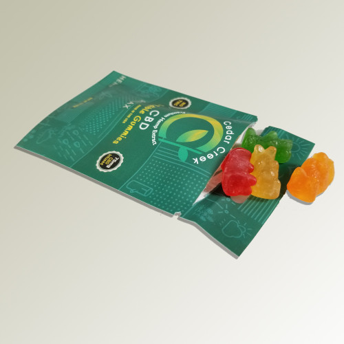 5 CBD INFUSED Gummies