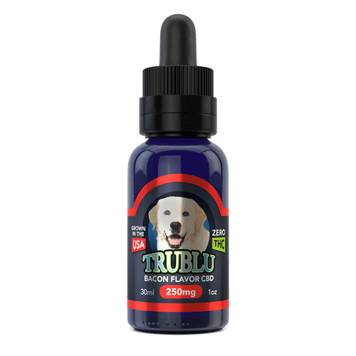 TruBlu Bacon – CBD Dog Tincture 250mg