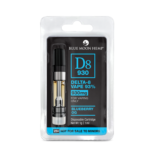 Our Delta 8 vape cartridge has an unbeatable uplifting feel and contains 90% Δ8 oil. It is derived from hemp, federally legal, and comes in a glass CCELL cartridge with a ceramic core and mouthpiece for the best possible performance and taste.