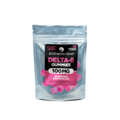 Our 100mg Delta 8 gummies deliver a potent one of a kind uplifting and motivating feel with a calming body sensation. Comes in a pack of 10 (100mg total Delta 8).