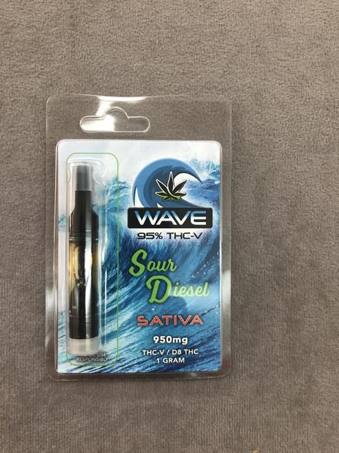 Wave THC-V Cartridge