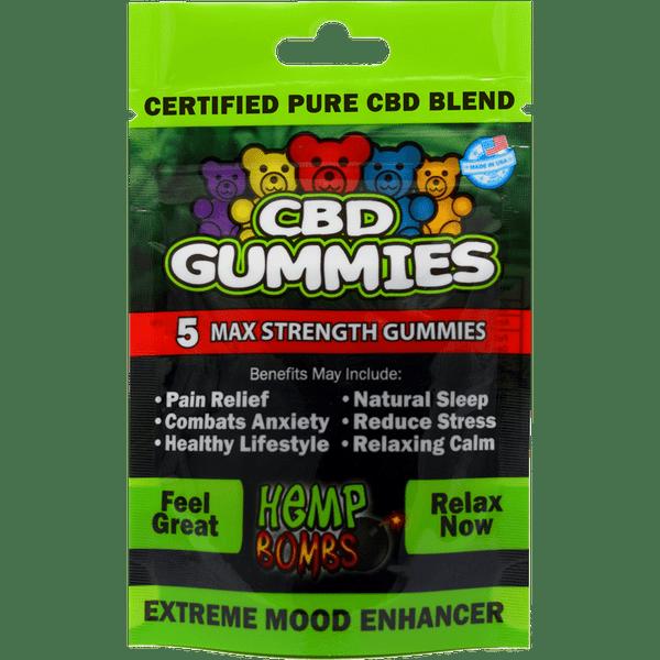 Hemp Bomb CBD Gummies