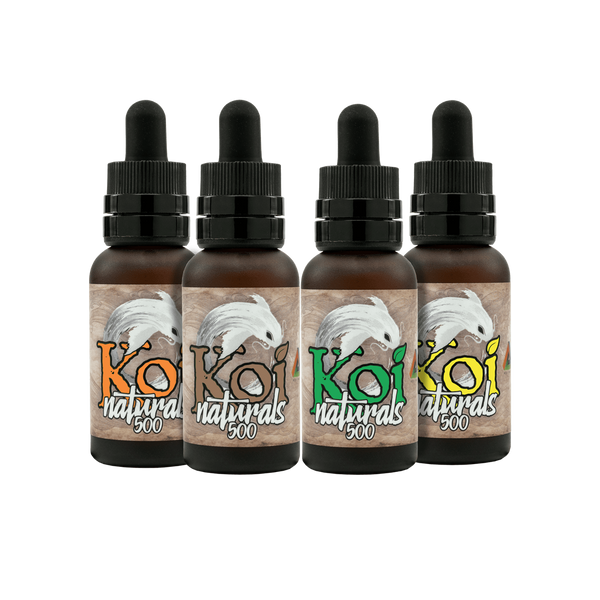 OUR ALL-NATURAL, FULL-SPECTRUM CBD BLEND TO HELP GET YOU WHERE YOU WANT TO BE Discover the Koi difference with Koi PRIZM™ proprietary CBD oil blends. Savor the smooth, sweet taste of fresh oranges. Blending 100% natural orange flavoring with Koi PRIZM™ full-spectrum CBD blend, Koi Naturals Orange provides the incredible benefits of cannabinoids and 13 distinct terpenes with a little taste of sunshine. PRODUCT DESCRIPTION DO NOT VAPE! See Suggested Use below 30mL of Koi Naturals full-spectrum CBD blend infused with Koi PRIZM™ 0% THC Available in four strength levels: 250 mg, 500 mg, 1000 mg, and 2000 mg 100% natural—no artificial flavorings, only the bare essentials Active cannabinoids: CBD, CBDV, and CBG to provide the maximum amount of support Dropper bottle for easy use sublingual delivery (drop under the tongue) Designed to be used orally (sublingual) or added to food & drinks INGREDIENTS: Koi PRIZM™ full-spectrum CBD oil, coconut oil, and natural orange flavor extract.  SUGGESTED USE: Take one full dropper (approximately 30 drops or 1mL) 1–3 times per day, or as needed. Drop and hold underneath the tongue for 15–20 seconds before swallowing. Wait three hours after initial (first time) use to see how the strength level of CBD may affect you.  STORAGE: Store in a cool, dry place away from excessive heat, light, and humidity in order to preserve quality.  WARNING: Not to be used during pregnancy or lactation. If you have a medical condition or take pharmaceutical drugs, please consult your physician before use. Keep out of reach from children.