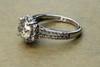 tolkowsky diamond ring