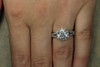 Tolkowsky Ideal Round Brilliant Cut Diamond Engagement Ring - 1.59ct G SI2 Ideal Cut - Unbeatable deal 2