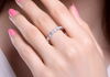 Eternity Round Cut Diamond Band ERC772