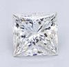 Princess Cut Diamond Engagement Ring - 3 GIA Certified Diamonds