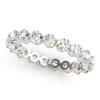 Eternity Round Diamond Wedding Band ERD244