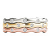 Classic Modern Stylish Anniversary Wedding Band CMS248