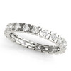 Round Antique Eternity Wedding Band RAE252