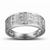 Channel Set Men's Diamond Wedding Band CH8493