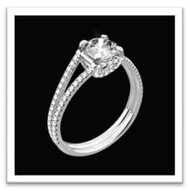 Top 14 White Gold Engagement Rings
