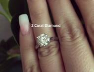 How Much Does a 2 Carat Diamond Cost?