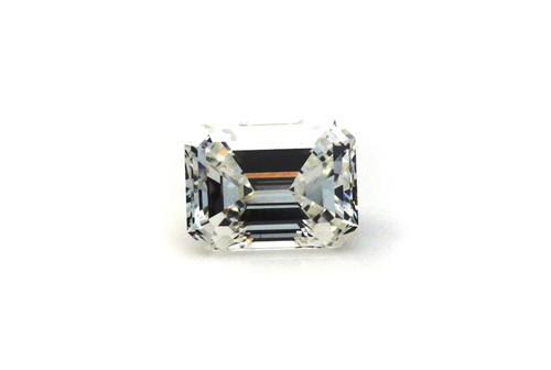 Emerald Cut 1.51ct Diamond VVS1 G VG VG No Flo Exceptional GIA Graded