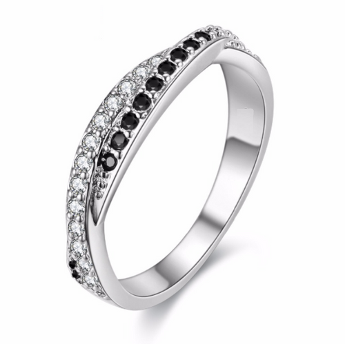 Antique Sapphire Diamond Wedding Band
