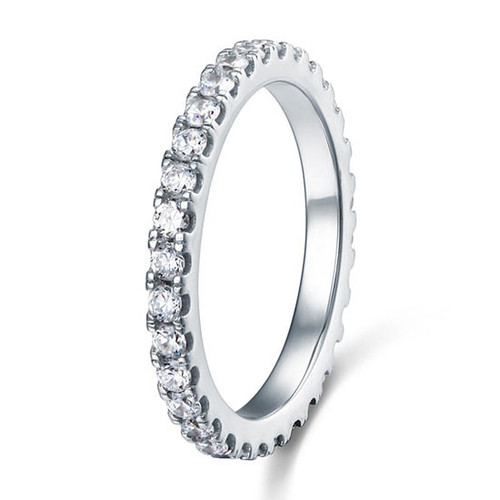 Classic Eternity Diamond Anniversary Wedding Band CED224