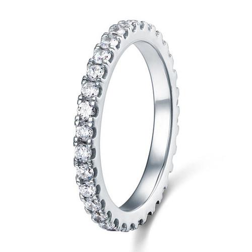 Classic Eternity Diamond Anniversary Wedding Band CED224