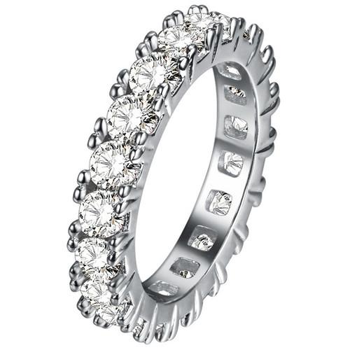 Eternity Round Cut Diamond Band ERC772