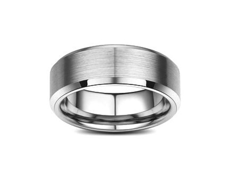 Classic Man's Wedding Band WBB264