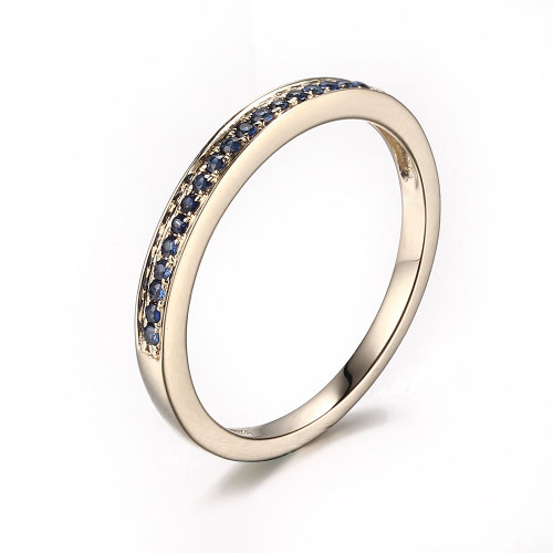Sapphires Wedding Ring SWR472