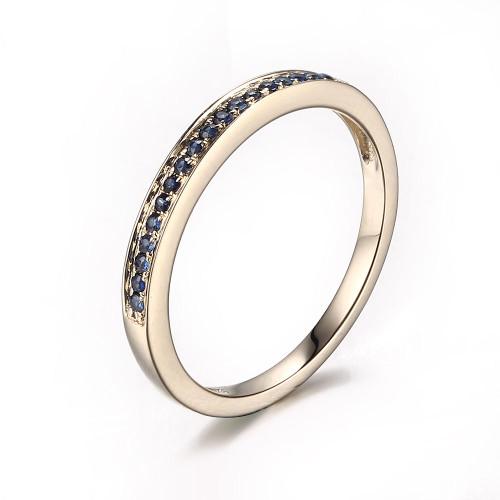 Sapphires Wedding Ring
