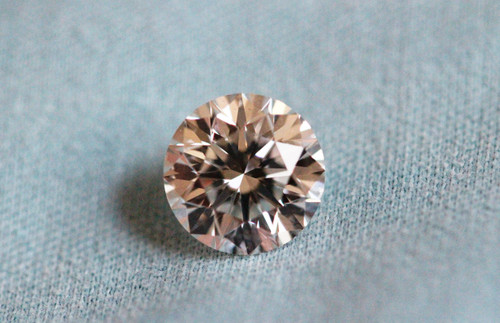 Exceptional 1.72 Carat Round Brilliant Cut