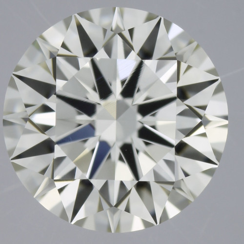 GIA round 1.14 H VVS2 3X hearts and arrows cut