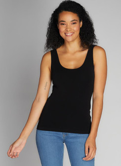 Bamboo Short Tank Top