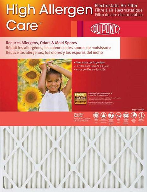 High Allergen Care™ by DuPont™