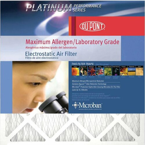 Custom Platinum™ Max Allergen by DuPont® (Min Order 6)
