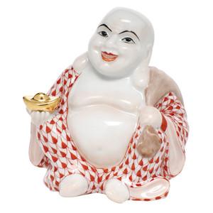 Small Laughing Buddha