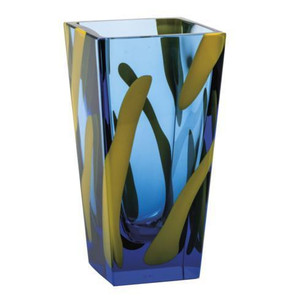 Vases & Art Glasses - Colourful