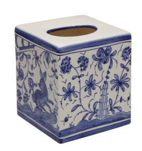 Bath Collection - 17th Century Blue